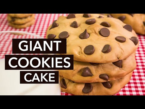 GIANT Cookies and More for Kids Quarantine Birthday | How To Cake It with Yolanda Gampp
