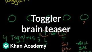 Toggler Brain Teaser