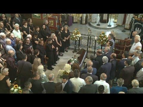 Στην κηδεία του Χάρρυ Κλυνν ο Αλέξης Τσίπρας
