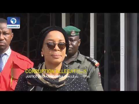 Justice Ofili-Ajumogobia Challenges Trial