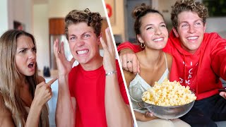 MOVING IN WITH MY CRUSH FOR 24 HOURS! ft. Lexi Rivera