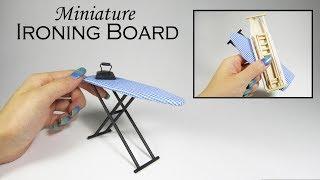 Miniature Ironing Boards (legs Fold Up!)