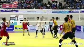 Set ke 5 surabaya proliga 2017 Vollyball