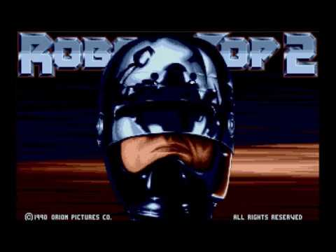 Robocop 2 - Atari ST
