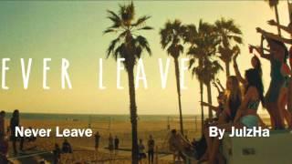 DVBBS - Never Leave [Audio]