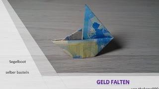 Geldschein Falten Segelschiff Free Video Search Site Findclip
