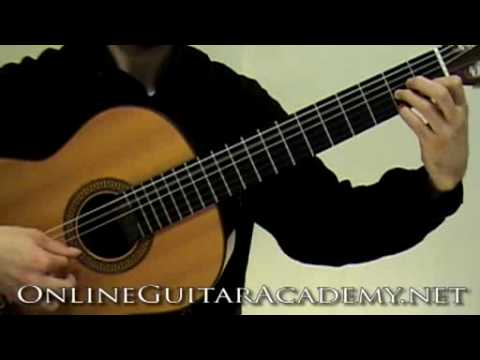 Classical Guitar Lessons by LAGA Online