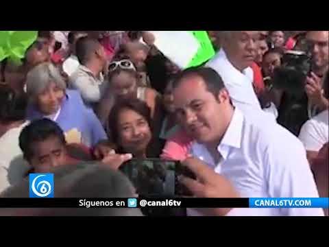 Gobierno de Cuauhtémoc Blanco en Morelos, provocó escasez de agua por no pagar en la luz