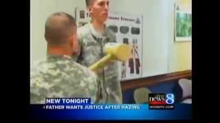 Смотреть онлайн Дедовщина в армии: шутка со смертельным исходом