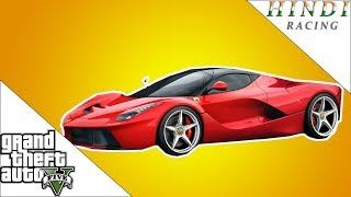 GTA 5 RACING FERRARI HINDI #54