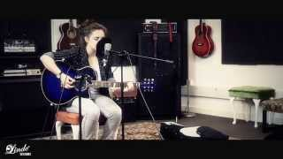 "Lindo Sessions - Blue Shark Electro-Acoustic Guitar - ""Locked In/Covered Up"" by Sophie Hosken-Taylor"