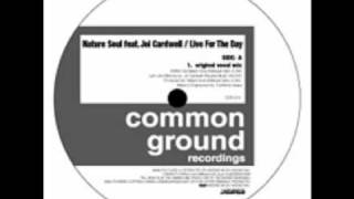 Nature Soul feat Joi Cardwell - Live For The Day (Original Vocal)