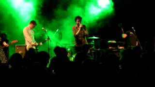Art Brut - Post Soothing Out (live at Now We Are - 7th April 12)