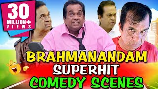 Brahmanandam Superhit Comedy Scenes | South Indian Hindi Dubbed Best Comedy Scenes - Download this Video in MP3, M4A, WEBM, MP4, 3GP