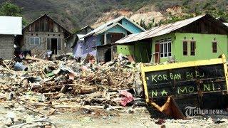 Kerusakan dan Kerugian akibat Gempa dan Tsunami di Sulteng Diperkirakan Lebih dari Rp10 Triliun