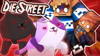 Curse of the Living Cats! | MyStreet Minecraft Roleplay [Part #2]