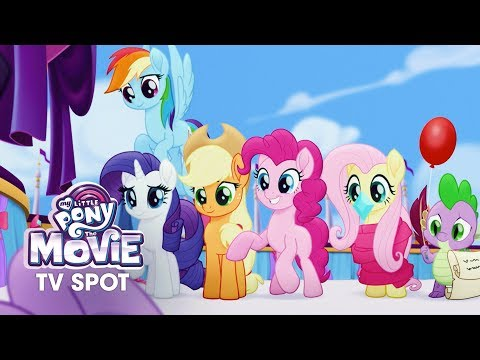 My Little Pony: The Movie (TV Spot 'Behind the Scenes')