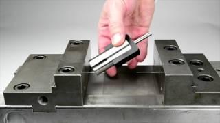 Montagevideo Schnelllaufspindel Toodle Blue