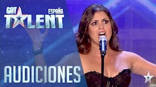 Golden Buzzer Act! From opera to rock!!! | Auditions 5 | Spain's Got Talent 2016