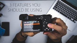 Sony A6500: Wifi + Bluetooth 📡GPS Tutorial