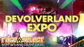 Devolverland Expo  (The Dojo) - Let's Play