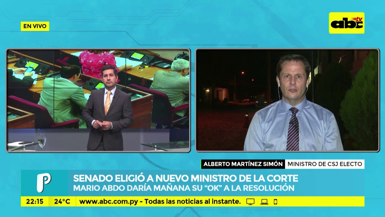 Entrevista a Martínez Simón