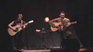 Christmas Song, Dave Matthews & Tim Reynolds, 3-29-2003 Live Acoustic