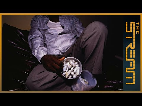 Why are so many young Nigerians turning to drugs?