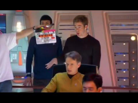 Nepovedené záběry: Star Trek