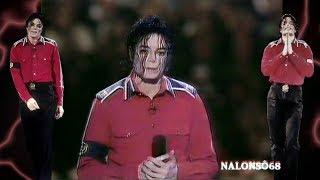 Michael Jackson - Gone Too Soon & Heal The World ( President Clinton's Gala 93) | HD