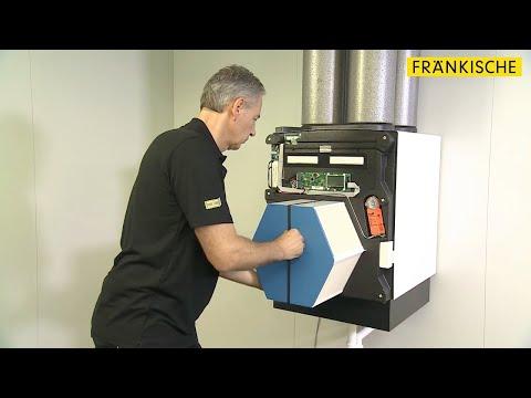 profi-air 250/400 touch: Nachrüsten eines Enthalpiewärmetauschers