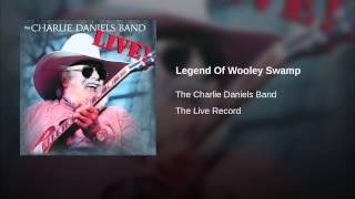 Legend Of Wooley Swamp