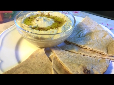 Hummus Recipe – Middle Eastern Appetizer and Snack – حمص