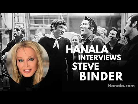 Steve Binder's Amazing Stories: the Elvis TV Special & the Petula Clark, Harry Belafonte Touch