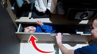 Cache-cache Dans Notre Chambre !