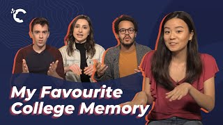 youtube video thumbnail - Harvard and UCLA Grads: My Favorite College Memory