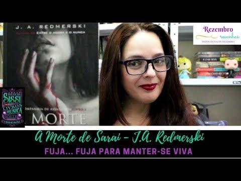 Rezembro #02  - A Morte de Sarai - Editora Suma de Letras | Dicas da Sissi