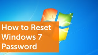 WINDOWS 7 - How to Reset Your Windows 7 Password in 99 Seconds
