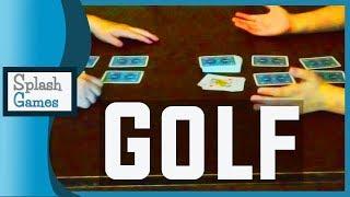 Card Game: Golf