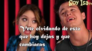 """Tu Carcel"" Cover Karol Sevilla, Michael Ronda Elenco Soy Luna 3 Letra"