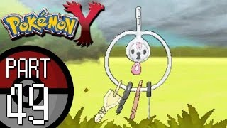 Pokemon X And Y   Part 49: Route 15   Catching Klefki And Finding Lost Hotel!