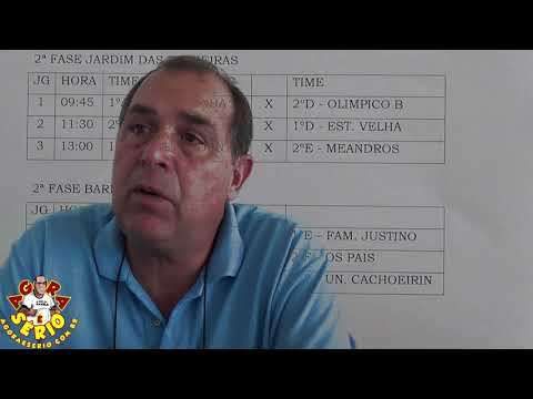 Mauro Ramos Secretário de Esportes e Turismo de Juquitiba diz :