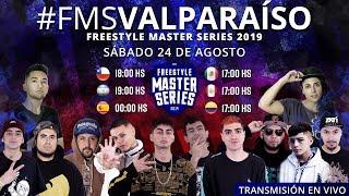 Quinta jornada de la Liga Profesional de Freestyle en Chile   ¡En directo desde Valparaíso!  Ahora tu eres el jurado. Vota en http://www.urbanroosters.com   Síguenos en nuestras redes:  Twitter: https://twitter.com/urbanroosters  Instagram: https://www.instagram.com/urbanroosters Facebook: https://www.facebook.com/urbanroosters