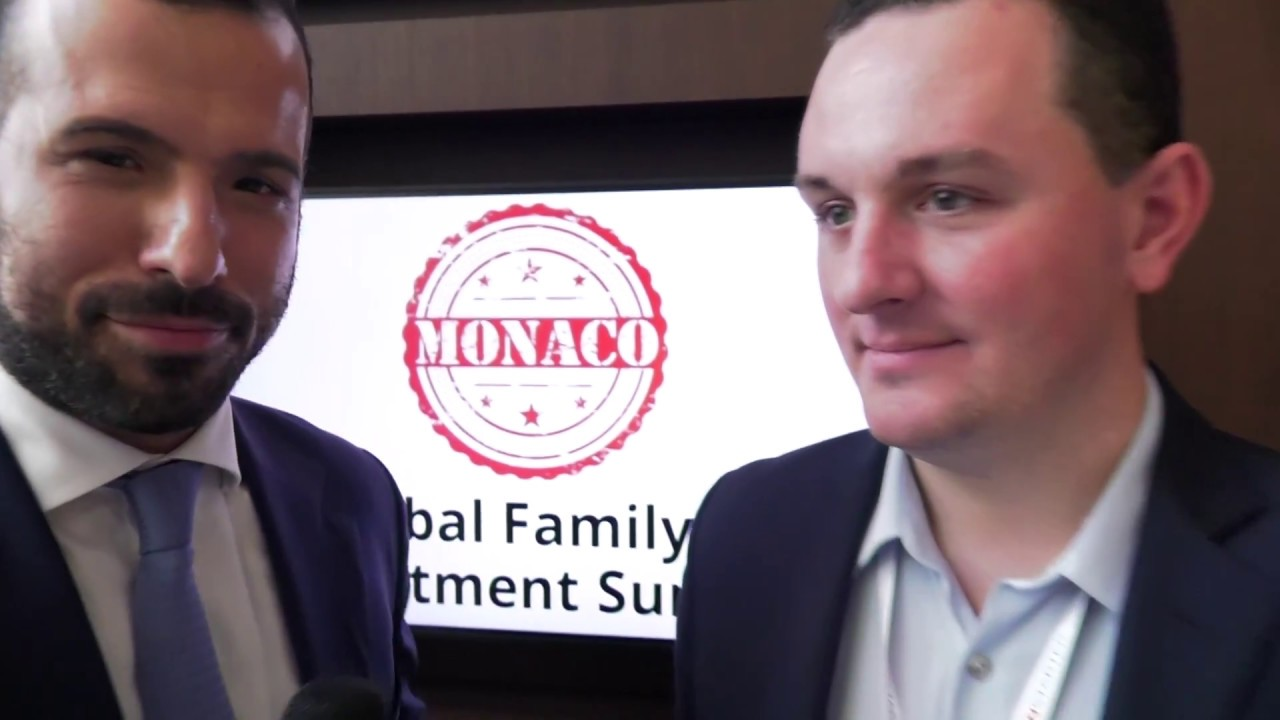 Iconiq Lab CEO at the Monaco Family Office Investment Summit
