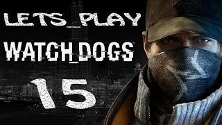 Lets Play Watch_Dogs Part 15 Information Gathering