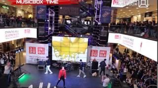 """Musicbox Time в ТРЦ """"Европейский"""" 24.04.2015, MBAND"""