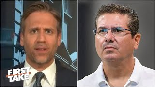 Max Kellerman wants Dan Snyder to change the Redskins' name & apologize | First Take