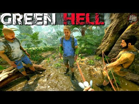 Green Hell Multiplayer | Secrets Within | EP6