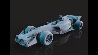 Formula 1   Speed modeling  