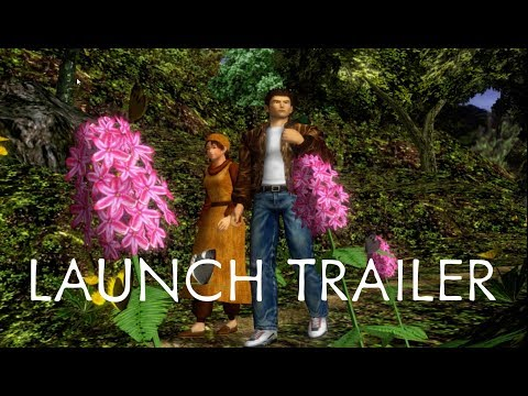 Trailer de Shenmue I and II
